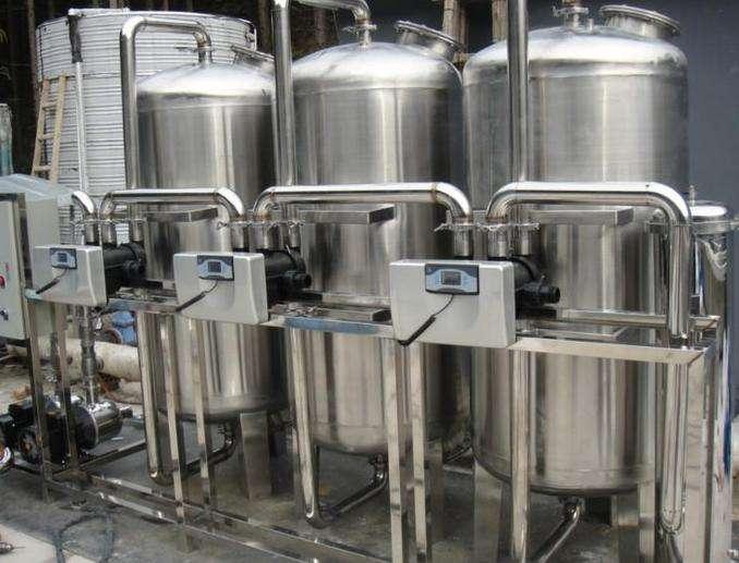 白银实验室超纯水机