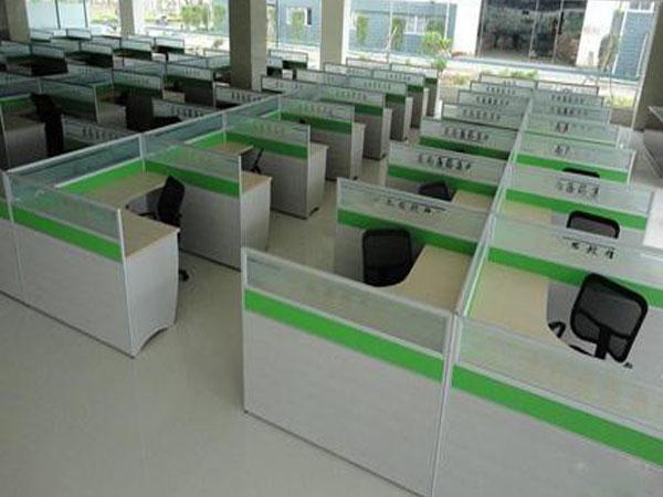 洛阳钢架电脑桌