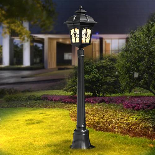 柳州太阳能庭院灯