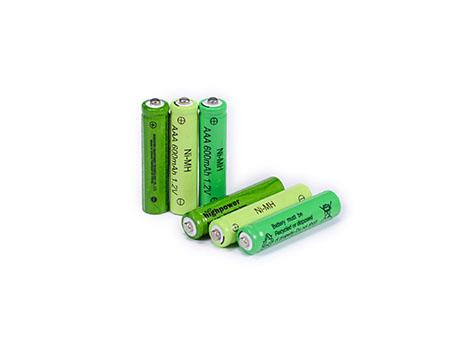 AAA7号镍氢电池