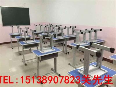 郑州固定课桌椅