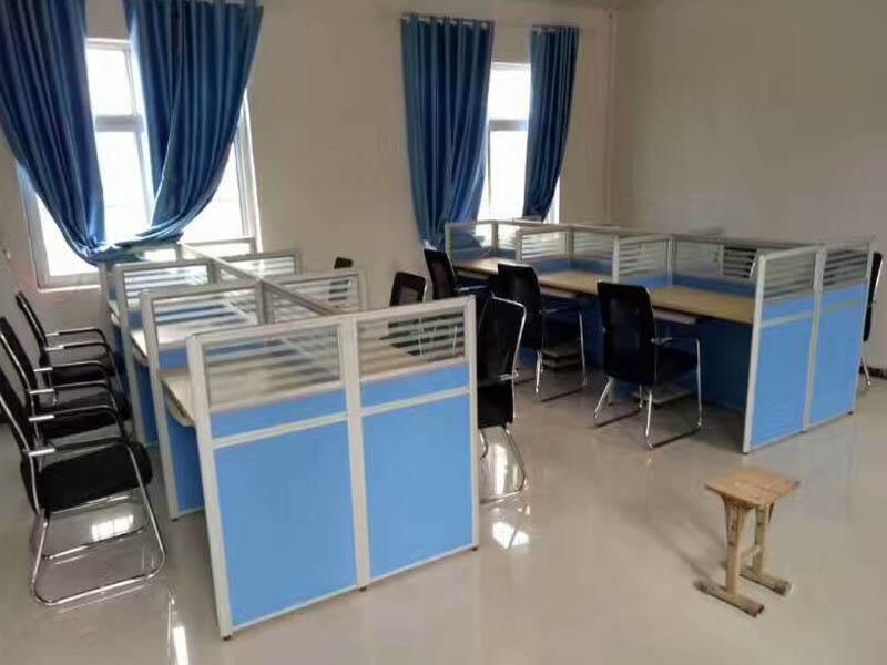 郑州屏风工位桌