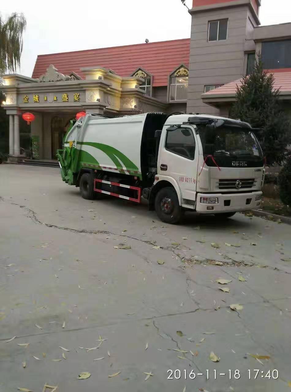 甘肃城市垃圾清运