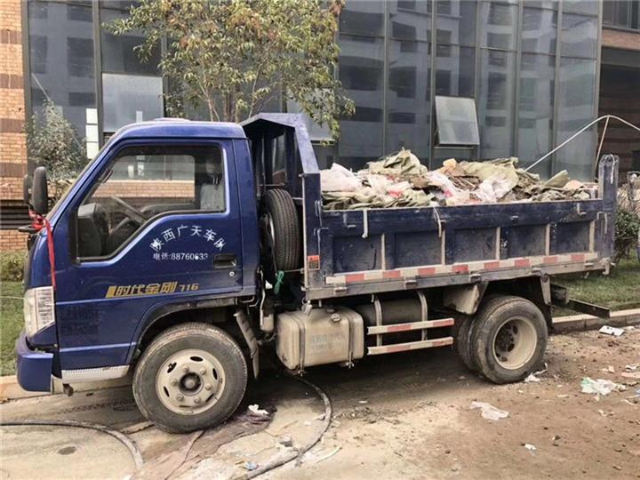 甘肃垃圾清理运输
