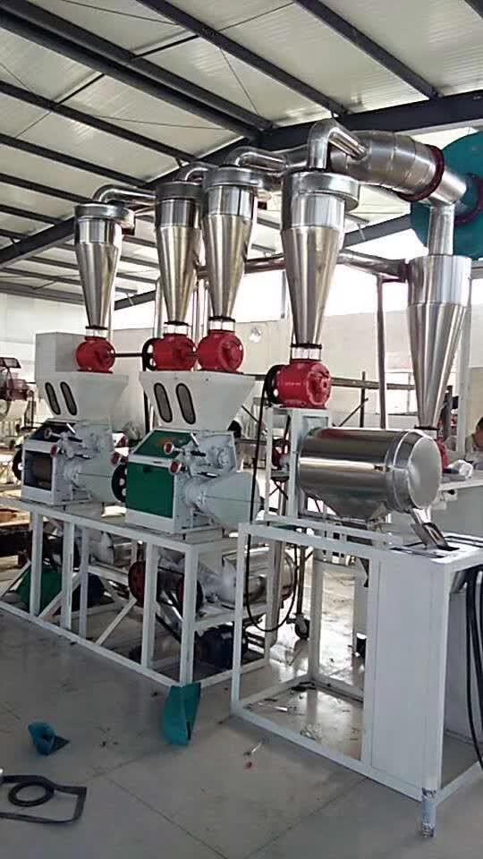全自动荞麦加工机械
