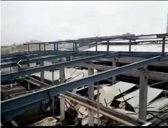 福建钢结构厂房整改
