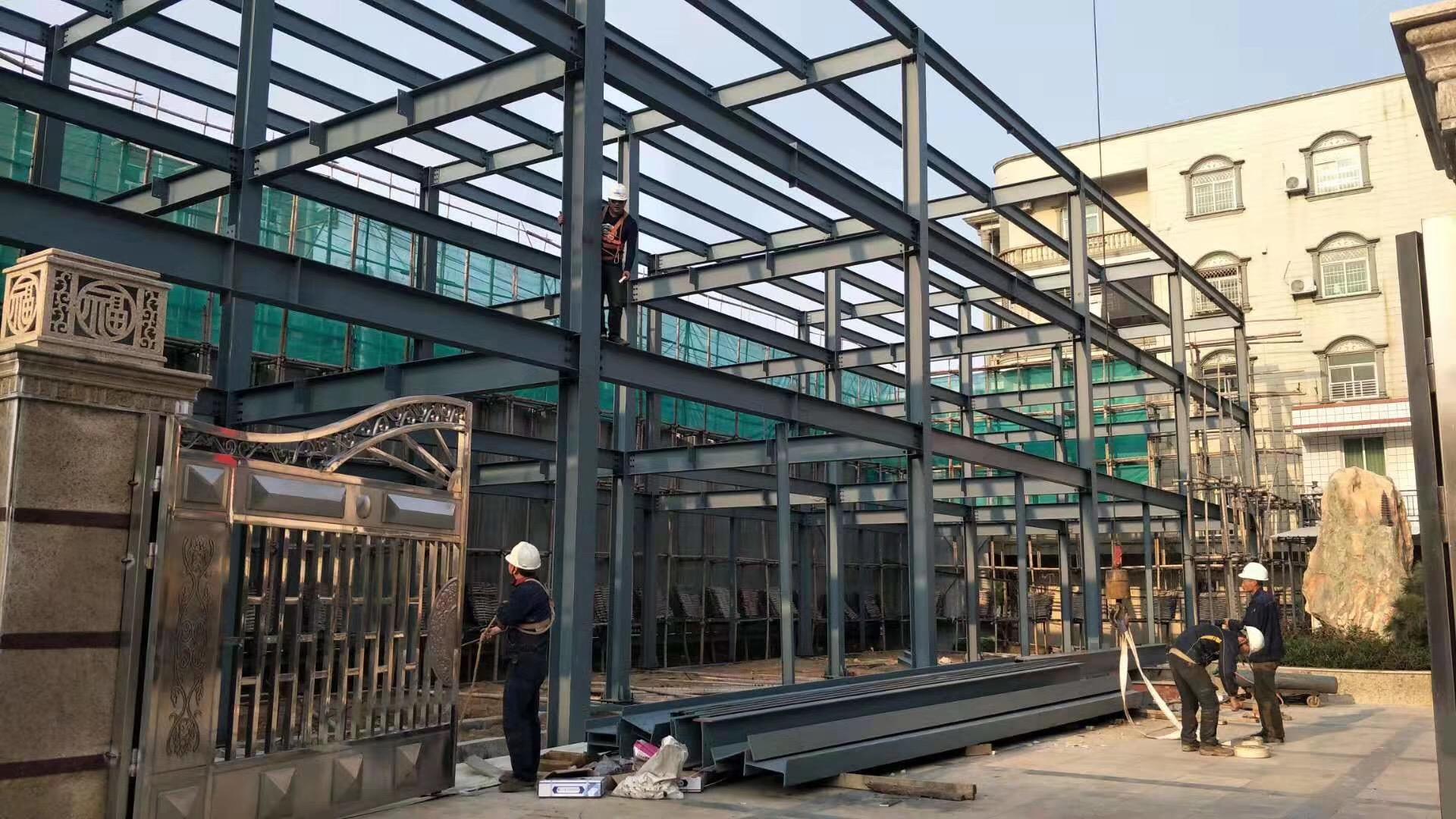 晋江钢结构