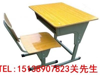 洛阳双人固定课桌椅