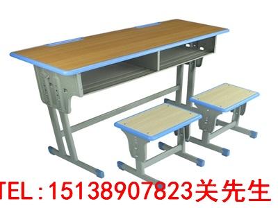 洛阳双人升降课桌椅