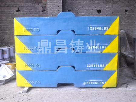 上海配重块