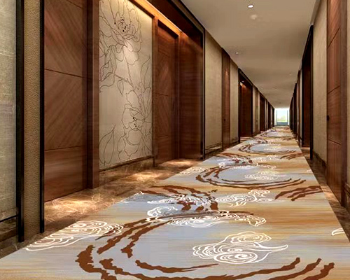 兰州酒店地毯
