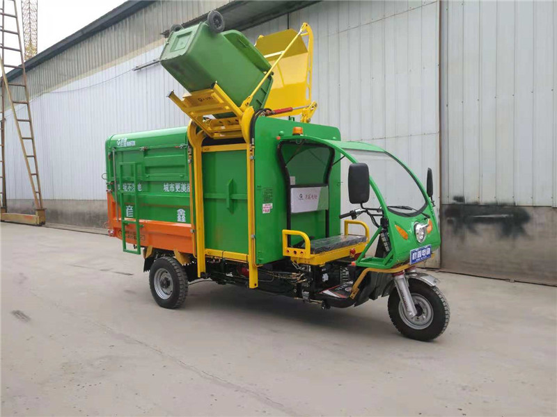 电动翻桶车厂家