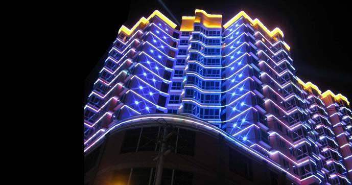 玉林LED楼宇亮化