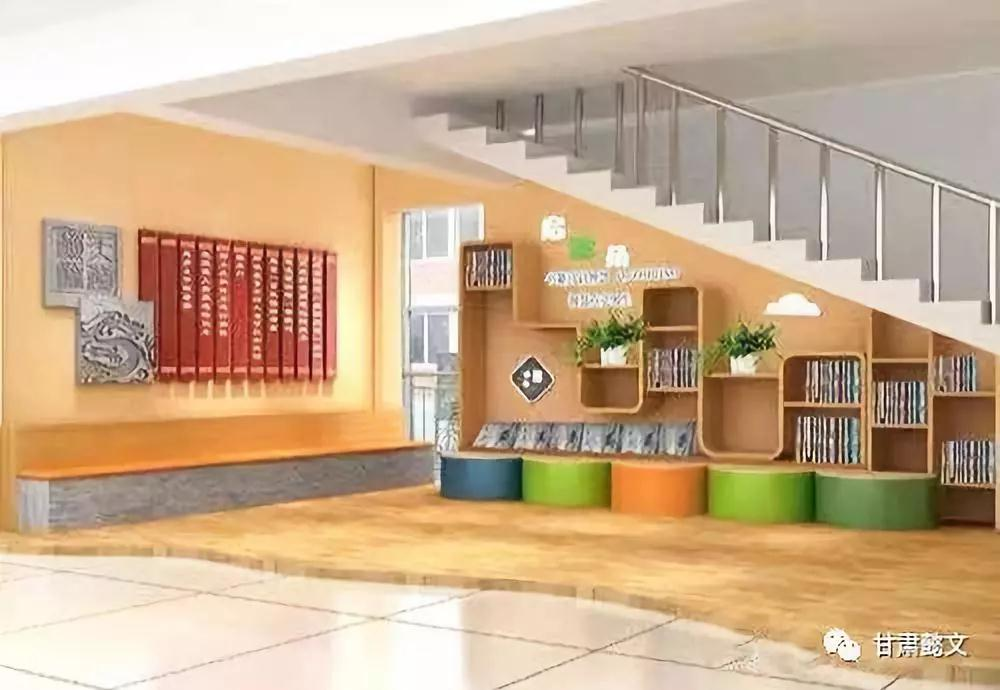 甘肃校园文化建设