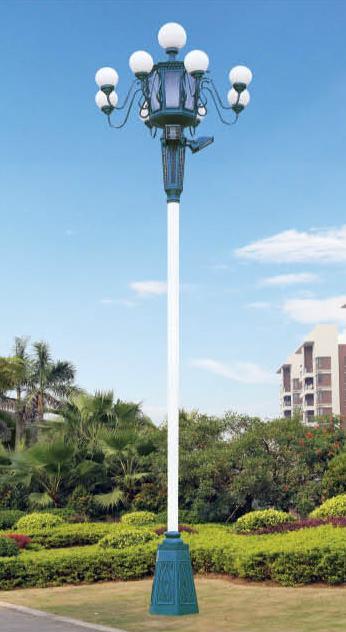贵港太阳能景观灯