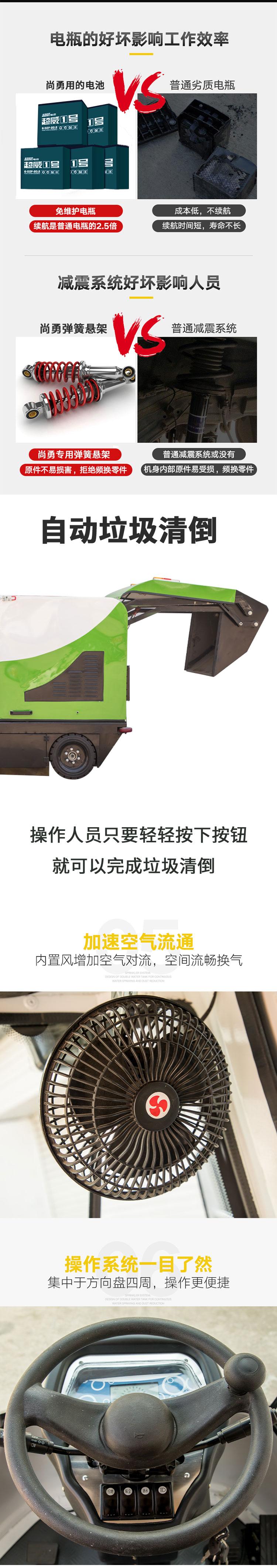 SYS-2000z全封闭驾驶式扫地车