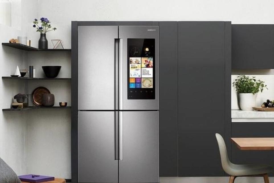 智能屏冰箱