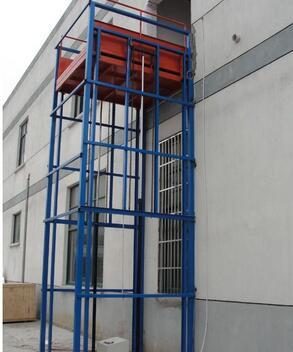 新乡液压升降货梯厂家