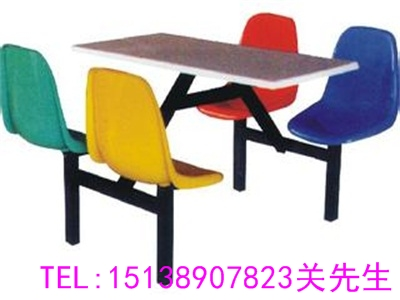 焦作员工食堂餐桌椅
