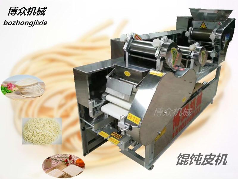 面条机饺子皮机型号