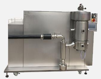 YQL-PWG-2 型冷凍噴霧干燥機配置清單