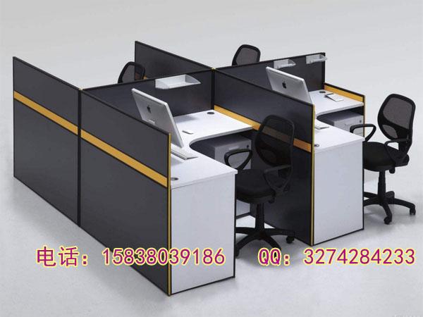信阳屏风隔断办公桌