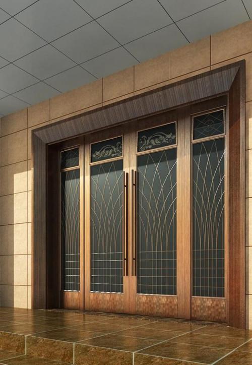 大连铜门窗