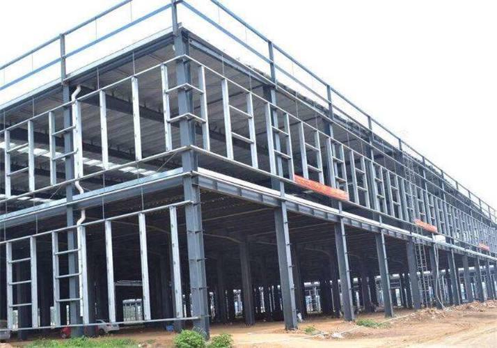 白银钢结构装配式建筑