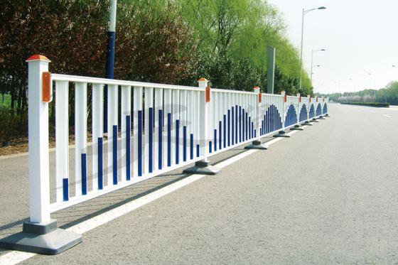 南宁市政人行道护栏