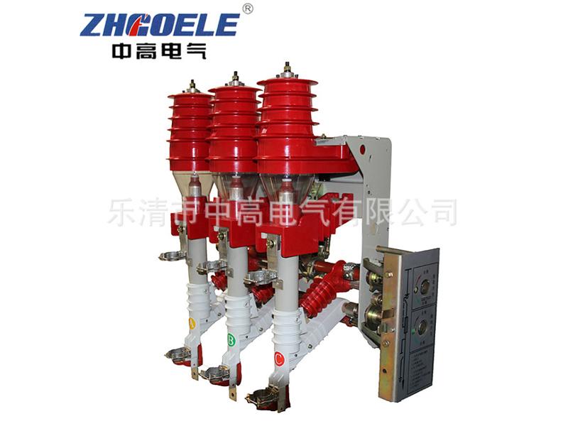 FZRN12一12D/125-31.5户内高压真空负荷开关