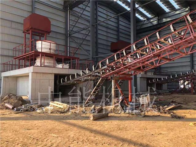 矿山石料生产线