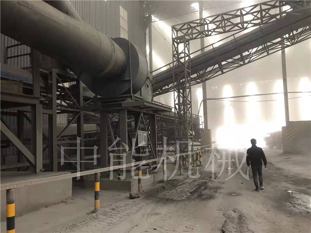 大型石料场整改除尘设备