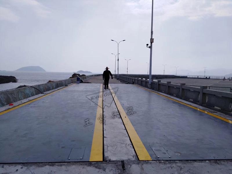 桥梁式地磅