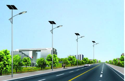 岑溪太阳能路灯