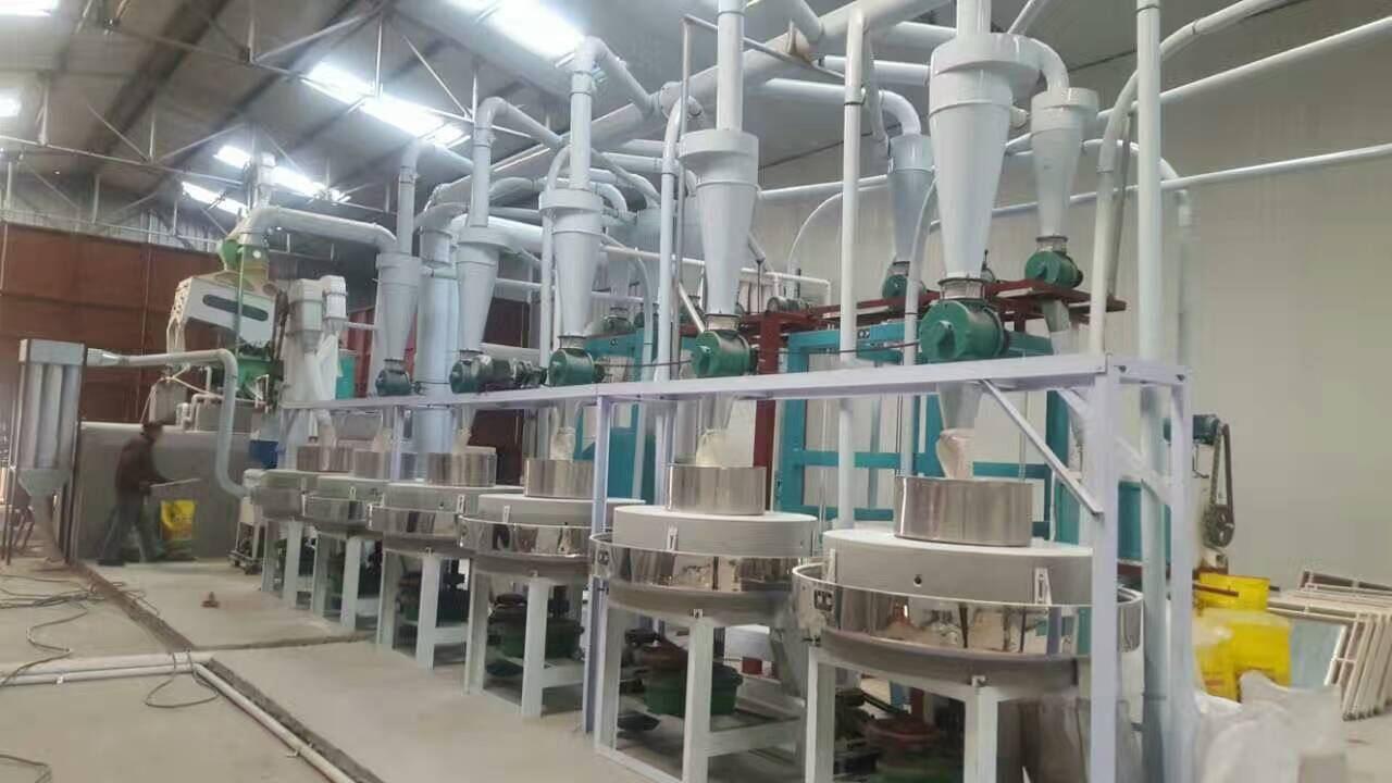 5吨石磨机械设备