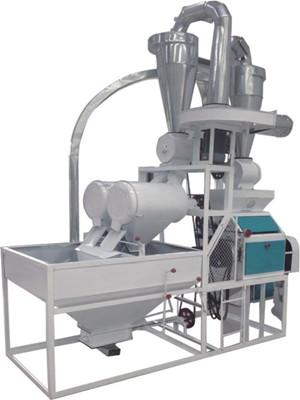 6F自动上料磨粉机