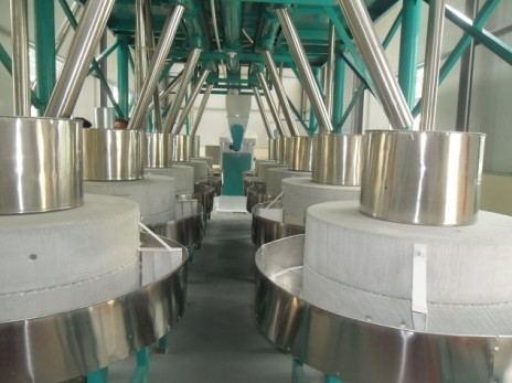 30吨石磨面粉机械设备