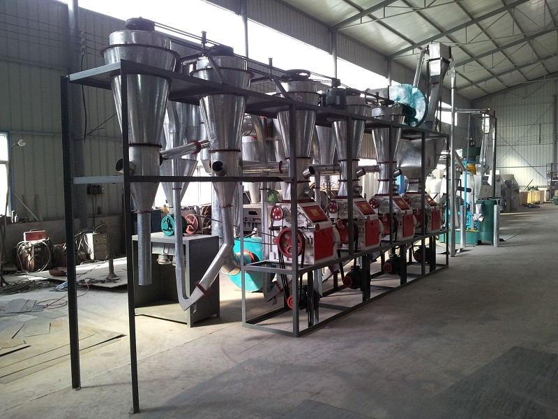 沙克龙制粉机械设备