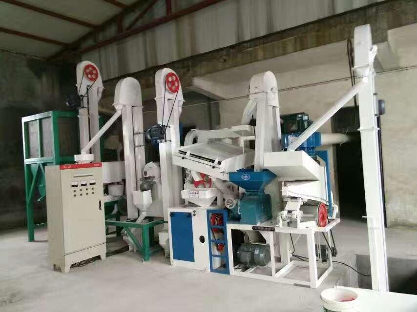10吨小米机械设备