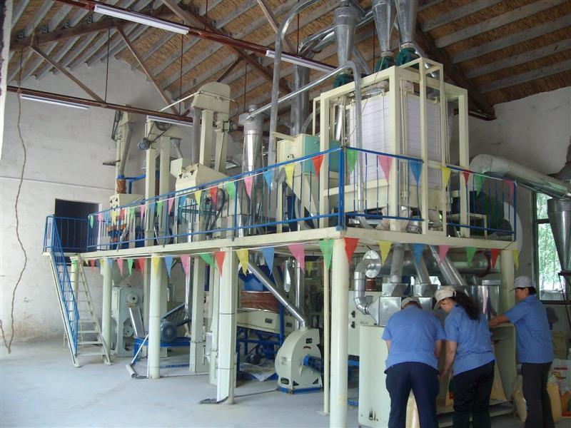 30吨玉米机械设备