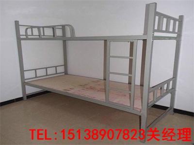 开封铁架双层床