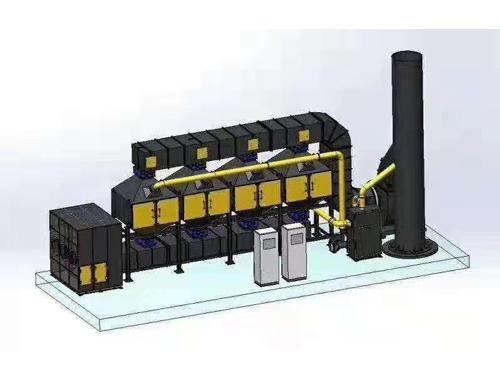 西安有机废气处理公司