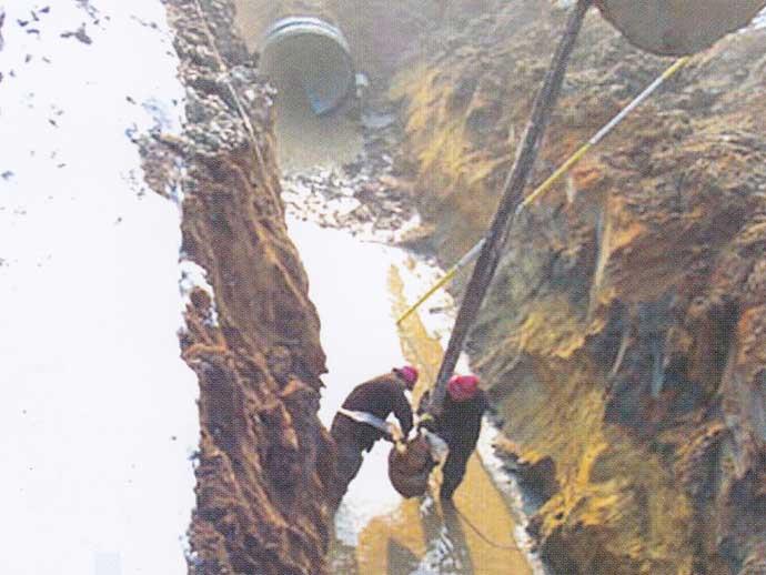 盘锦市政排水工程