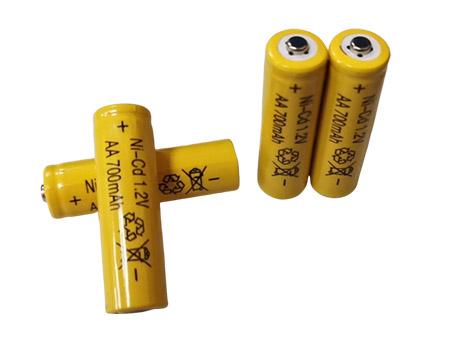 镍镉电池AA700