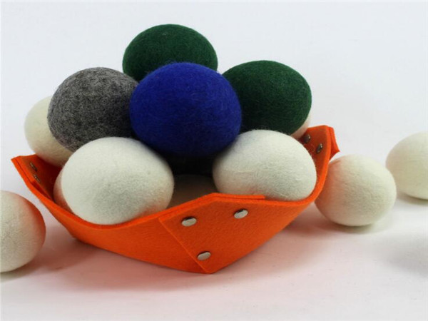 彩色羊毛毡工艺品