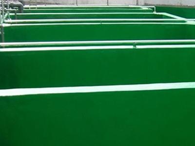 甘肃玻璃钢水池防腐工程