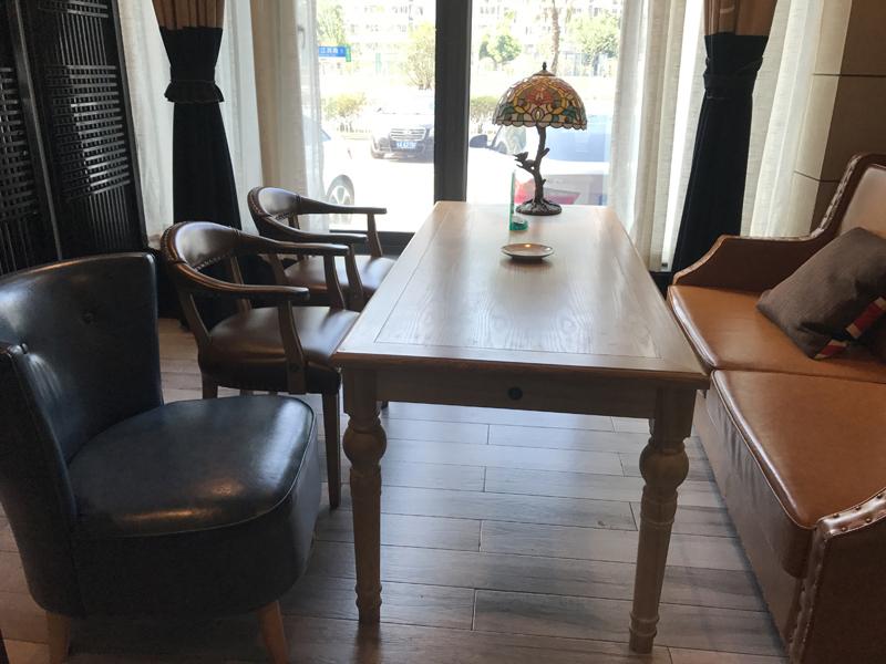 西餐厅家具