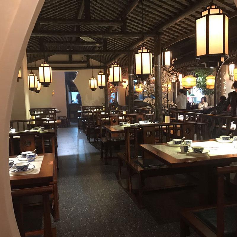 中餐厅家具