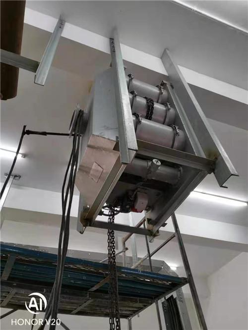 柴油发电设备排烟治理设备