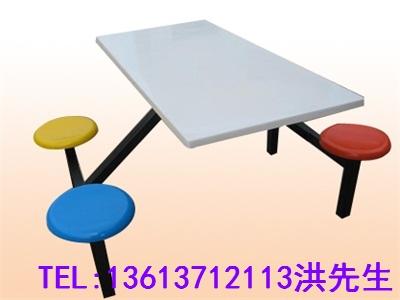 漯河学校不锈钢餐桌凳